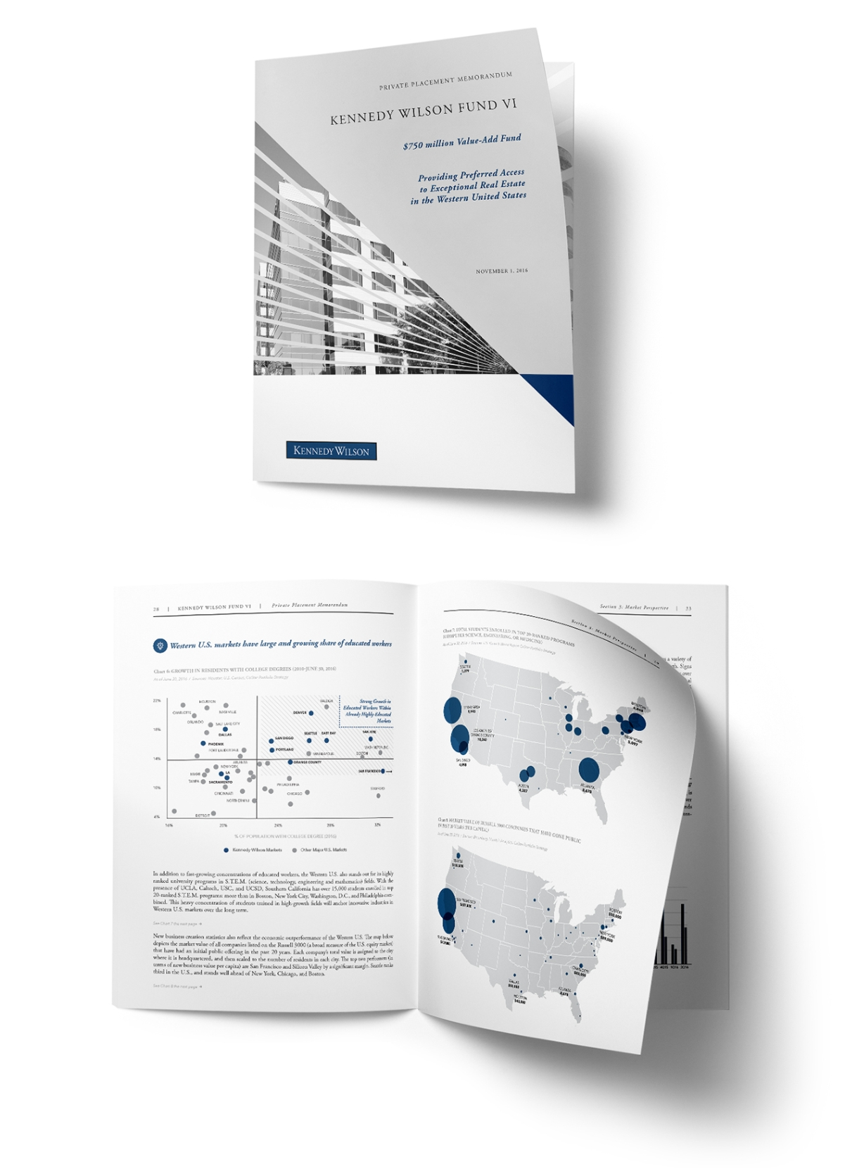 Branding & Communications for Private Equity and Real Estate